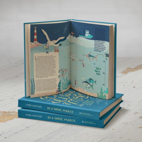 Book sneak peek hookpod